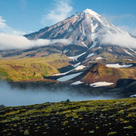 Kamchatka wonderland