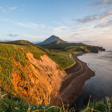 Sakhalin and Kuril islands
