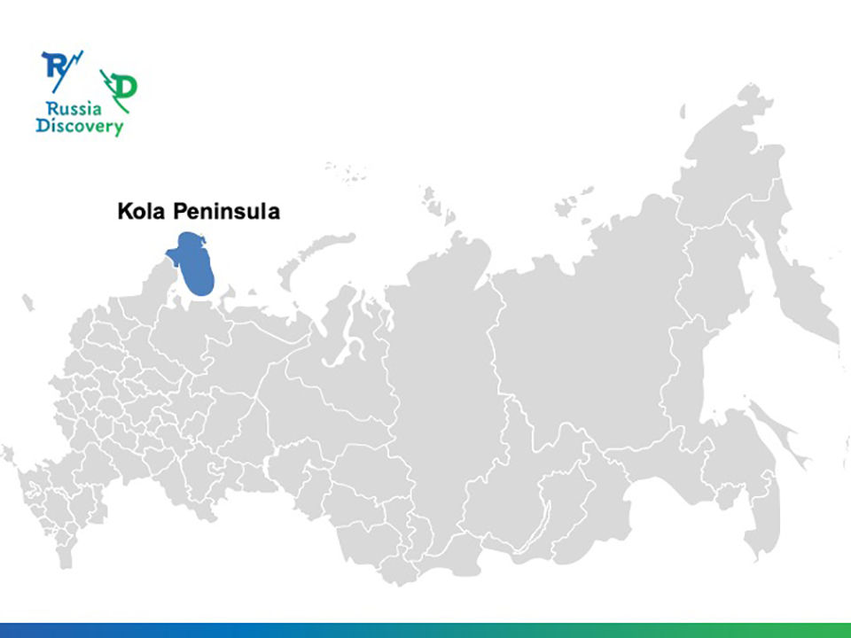kola peninsula location