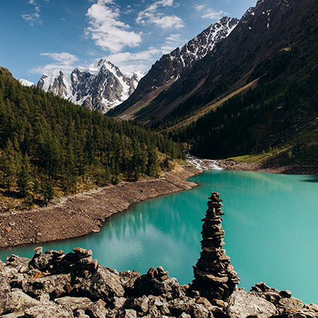 Altai treasure land